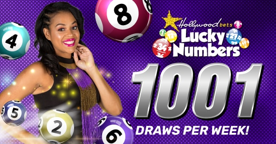 Hollywoodbets lucky numbers totto