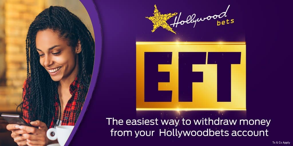 Hollywoodbets EFT payment