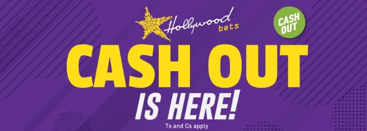 Hollywoodbets cash out