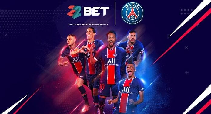 22bet sports betting banner