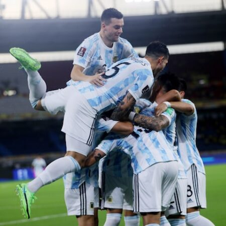 10/09/2021: Daily Predictions: 2022 World Cup Qualifiers: Argentina vs Bolivia