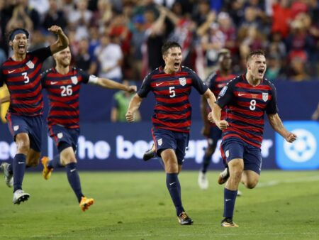 25/07/2021: Daily Predictions:CONCACAF Gold Cup: USA vs Jamaica