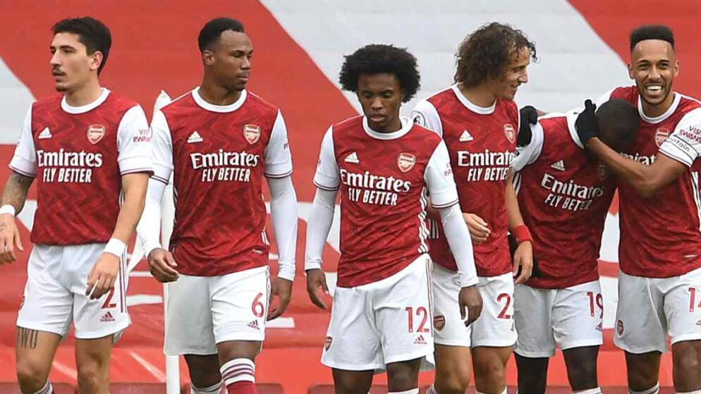 18/09/2021: Daily Predictions: English Premier League: Burnley vs Arsenal