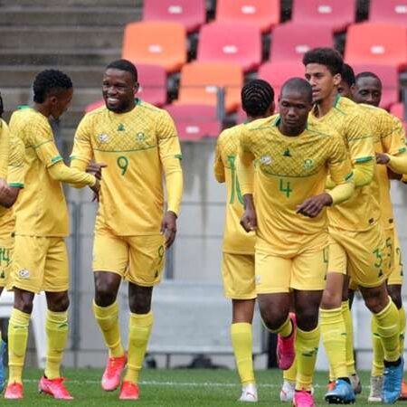 12/10/2021: Daily Predictions: World Cup Qualifier: South Africa vs Ethiopia