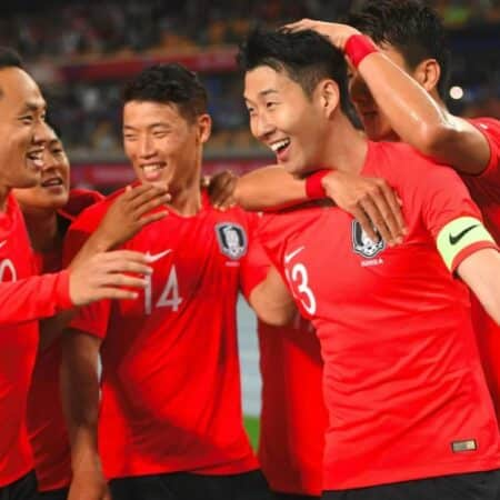 07/10/2021:Daily Predictions: 2022 World Cup Qualifying: South Korea vs Syria